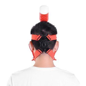 Schnorchelmaske von Khroom Verschluss
