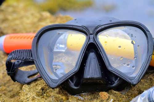 Brille beschlägt nicht mehr wegen des Antibeschlags-Sprays