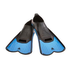 Flossen mit geschlossener Fußform