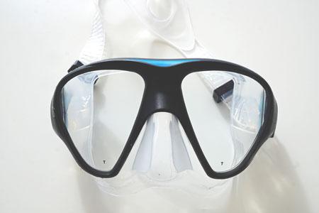 Taucherbrille mit Schnorchel im Set